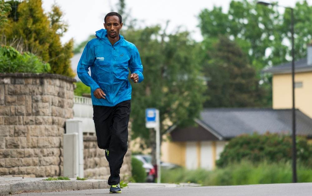 Yonas Kinde has won long distance races in Luxembourg, France and Germany (Photo: IOC)